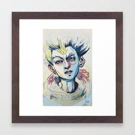 Enlightment Framed Art Print
