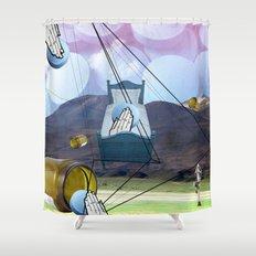 medually Shower Curtain
