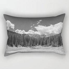 Ansel Adams be like... Rectangular Pillow