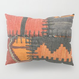 Caucasian Patchwork Pillow Sham
