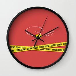Cake Killer Wall Clock