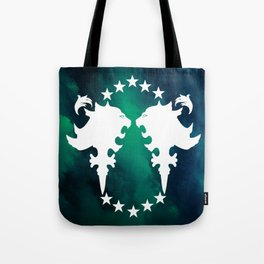 Dreamers Club Dueling Lions Tote Bag