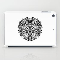 leo iPad Cases featuring Leo by Mario Sayavedra