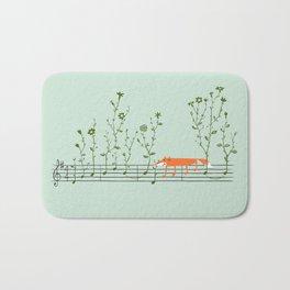 Happy Tune Bath Mat
