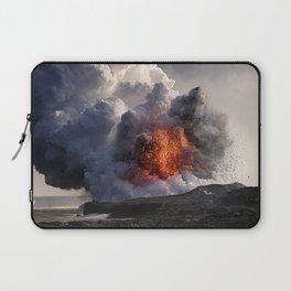 Kilauea Volcano at Kalapana 8 Laptop Sleeve
