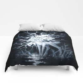 LED exposed Comforters