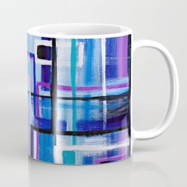 Blue Mayhem Coffee Mug