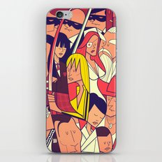 Kill Bill iPhone Skin