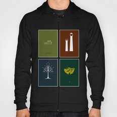 Lord of the Rings - Complete Minimalist Collection Hoody