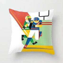 Big Game Throw Pillow