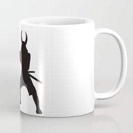 Samurai Sword Warrior Coffee Mug