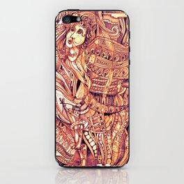 Pythia in a Frenzy iPhone Skin