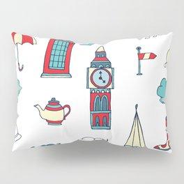 great britain pattern Pillow Sham