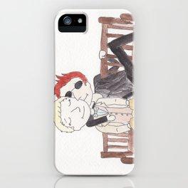 smooch iPhone Case
