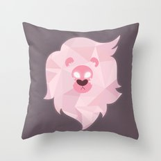 Lion - Steven Universe Throw Pillow