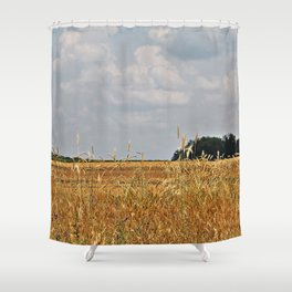 Natural Heritage Shower Curtain
