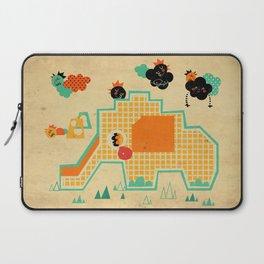 Elephant Playground Laptop Sleeve