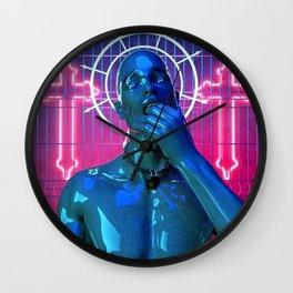 Latex Lover Wall Clock