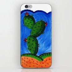 cactus dreaming iPhone & iPod Skin