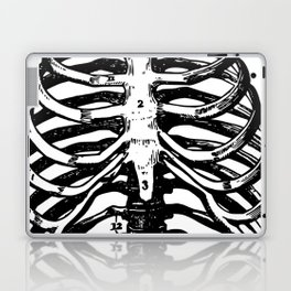 anatomy, physiology, and hygiene 1849 Laptop & iPad Skin