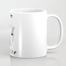 life is easy ride Coffee Mug