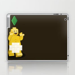 I want to brick free ! Laptop & iPad Skin