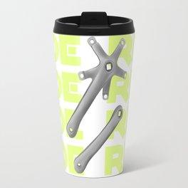 Bike Crankset Travel Mug