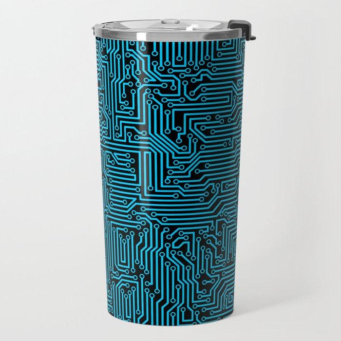 Reboot BLUE Travel Mug
