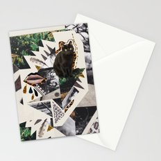 AYAHUASCA CAT Stationery Cards