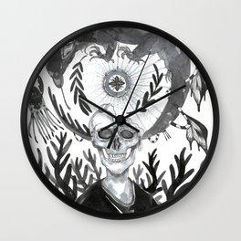 Trip Wall Clock