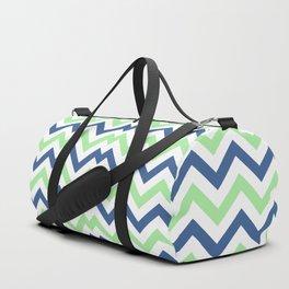 ZigZag Chevron Pattern Duffle Bag