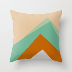 The Nordic Way VI Throw Pillow