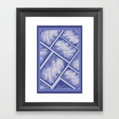 Cloudy DPA170113c Framed Art Print