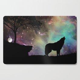 Wolf Cutting Board