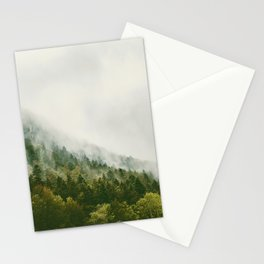 Mist And Forest Stationery Cards