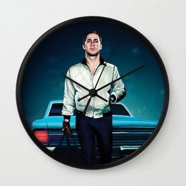 'Drive' Ryan Gosling Wall Clock