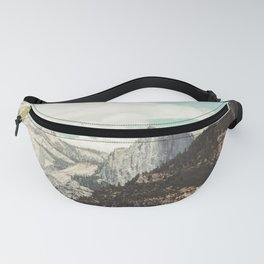 Half Dome Peek Fanny Pack