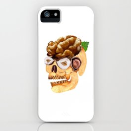 Going Nuts iPhone Case