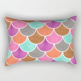 Scales Rectangular Pillow