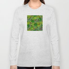 Frogs and Monarchs Long Sleeve T-shirt