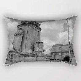 Union Station, No. 3 Rectangular Pillow