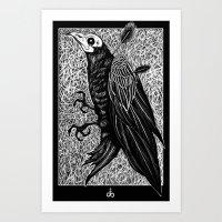Sheryl Art Print