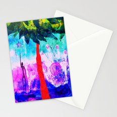 Reaching for the Stars Stationery Cards