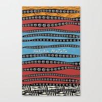 hakuna Canvas Prints featuring HaKuNa MaTaTa by Detailicious