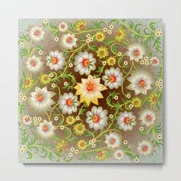 Shabby flowers #10 Metal Print
