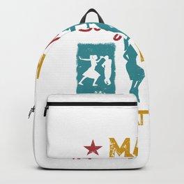 Make Boogie Woogie Great Again Backpack