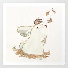 flocon Art Print