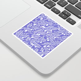 Olive Branches – Periwinkle Sticker