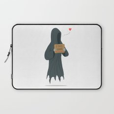 Dementor's Kiss Laptop Sleeve