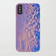 Strawberry Skies iPhone X Slim Case